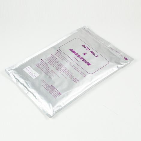 Asahi-syokai 302894 ผงยาวัดคลอรีน DPD No.1 (1pack : 300tests)