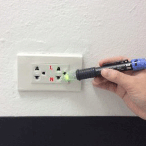 Hioki 3120 ปากกาวัดไฟแบบไม่สัมผัส (Non-Metalic Contact Voltage Detector)