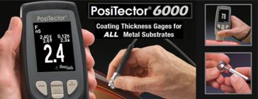 PosiTector® 6000 Series