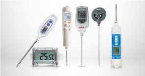 Pen Type/ Built-in Probe type Digital Thermometers