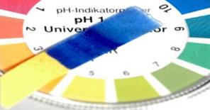 กระดาษวัดค่า ph หรือกระดาษลิตมัส