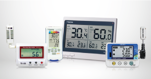 เครื่องวัดความชื้นอากาศ ไฮโกรมิเตอร์แบบดิจิตอล เครื่องวัดอุณหภูมิและความชื้นดิจิตอล