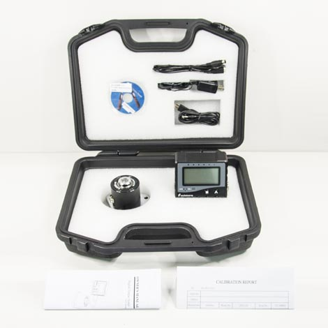 Eclatorq DTT-05NU เครื่องทดสอบแรงบิดแบบดิจิตอล | Max 0.5 N-m