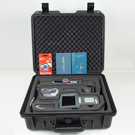 Mitcorp F500-60H2W-F-1M-SM-METAL กล้องส่องภายในท่อมาพร้อมโพรบ