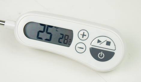 LP1012 เครื่องวัดอุณหภูมิดิจิตอล (Splash proof) | Max.300℃
