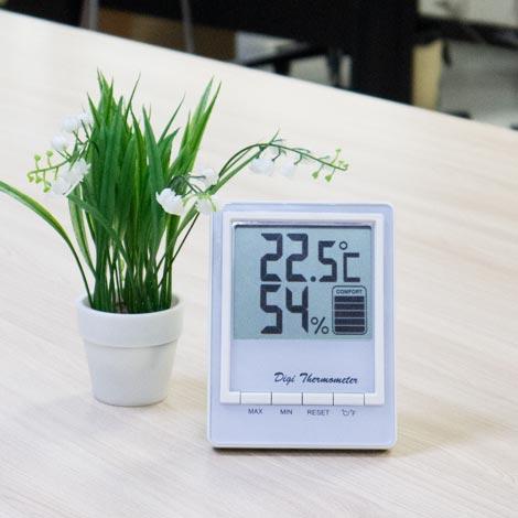 LP3300 เครื่องวัดอุณหภูมิและความชื้น | Indoor
