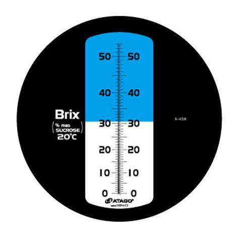 Atago 2353 เครื่องวัดความหวาน (Brix Refractometer)