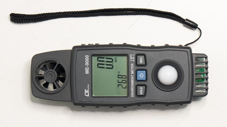 Lutron ME-9000 เครื่องวัดอเนกประสงค์ 9in1
