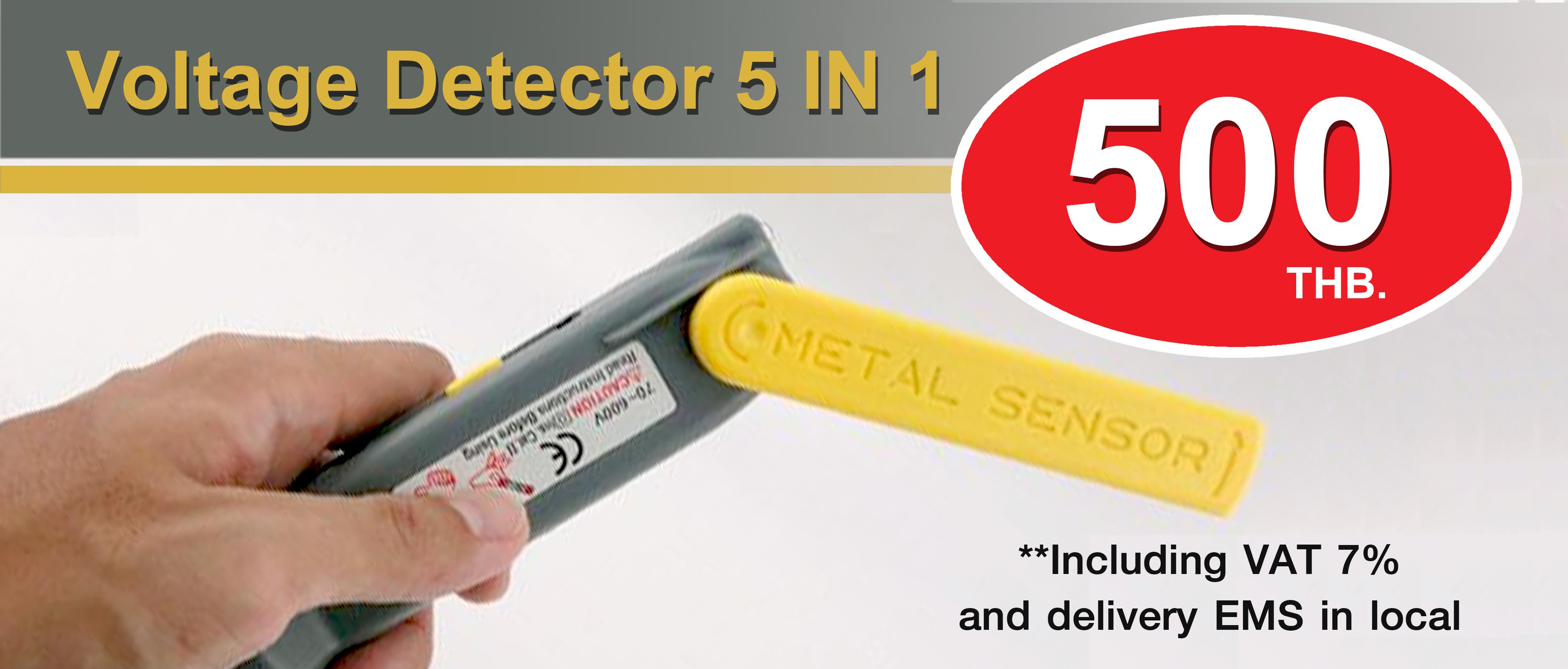 MEL-4 Voltage Detector