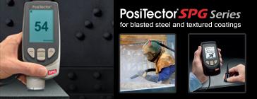 PosiTector® SPG Series