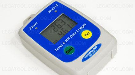 Tenmars TM-305U เครื่องบันทึกอุณหภูมิและความชื้น Temperature/ Humidity USB Datalogger | IP65