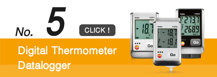 Data-logger Thermometer