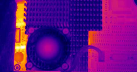 WORLD-CLASS THERMAL IMAGING CAPABILITIES