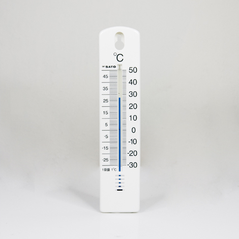 SK Sato Miluno ปรอทวัดอุณหภูมิห้องแบบติดผนัง
