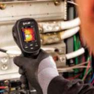 FLIR TG165 กล้องถ่ายภาพความร้อน Imaging IR Thermometer