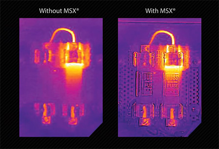 PRODUCE CRISP THERMAL IMAGES