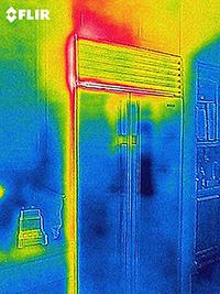 FLIRONE Energy Efficiency Thermal appliance