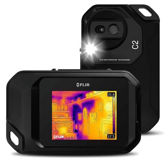 กล้องถ่ายภาพความร้อน FLIR-C2