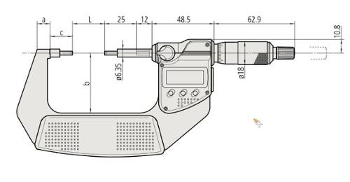 M-331 Dimension