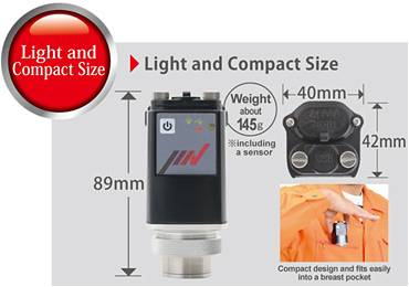 Light & Compact size