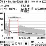 ฟังก์ชั่น Capture + Tolerances ในเครื่องวัดเสียงยี่ห้อ NTi รุ่น XL2