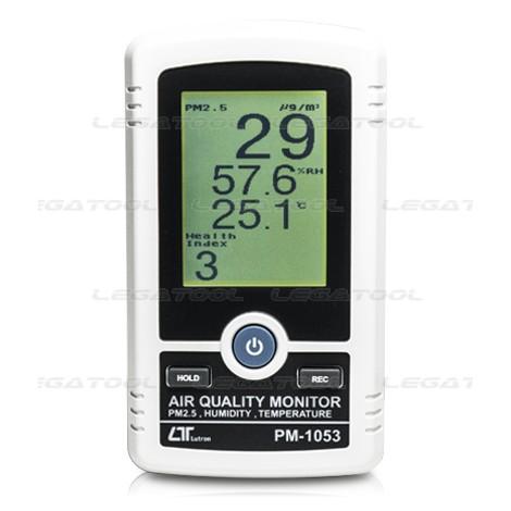 Review: Lutron PM-1053 เครื่องวัดคุณภาพอากาศ 3in1