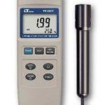 ตัวชี้วัดของจำนวนของแข็งหรือโลหะและวัสดุที่ละลายปะปนในน้ำ Total dissolved solids (TDS)