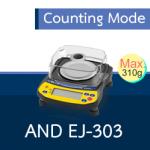 ทดลองใช้งานฟังก์ชั่น Counting Mode ด้วยเครื่องชั่งน้ำหนักดิจิตอล EJ-303 ยี่ห้อ AND