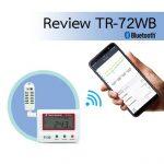 Review!! T&D TR-72wb เครื่องบันทึกอุณหภูมิและความชื้นไร้สาย (Cloud Network) | Wifi & Bluetooth