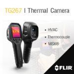 FLIR TG267 กล้องถ่ายภาพความร้อน Thermal Camera (IR Resolution 160×120 pixels)
