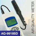 แนะนำ Lutron AQ-9918SD เครื่องวัดคุณภาพอากาศอเนกประสงค์ 5 in 1