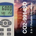แนะนำ Lutron CO2-9914SD เครื่องวัดคาร์บอนไดออกไซด์ 5 in 1 | CO2, อุณหภูมิ, ความชื้น, Dew Point, Wet bulb