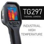 FLIR TG297 กล้องถ่ายภาพความร้อน สำหรับงานอุตสาหกรรม | INDUSTRIAL HIGH TEMP THERMAL CAMERA