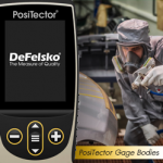 Defelsko PosiTector Gage Bodies | เครื่องวัดความหนา New 2021